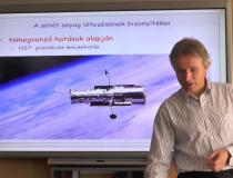Embedded thumbnail for Dr. Trócsányi Zoltán: A világegyetem sötét része