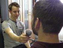 Embedded thumbnail for Interjú Halász Máté Gergely versenybizottsági taggal