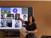 Embedded thumbnail for Dr. Radnóti Katalin: Mit adott nekünk Hevesy György?